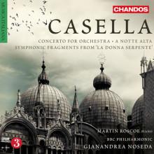 Casella: Opere Orchestrali - Vol.2