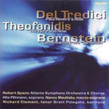 DEL TREDICI - THEOFANIDIS - BERNSTEIN: Musica Orchestrale