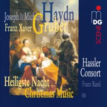 HAYDN - GRUBER: Christmas Music