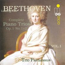 BEETHOVEN:Complete Piano Trios Vol.1
