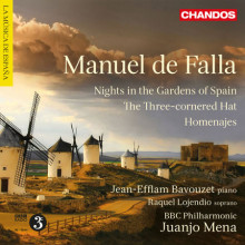 DE FALLA: Works for Stage & Concert Hall