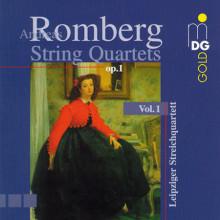 ROMBERG: Quartetti per archi Vol.1