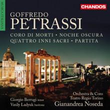 Petrassi: Musica Orchestrale