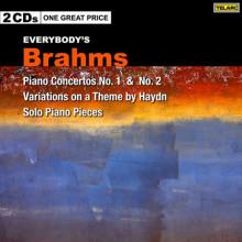 BRAHMS: Concerti per piano NN.1 & 2