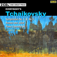 CIAIKOVSKY: Sinfonie e Concerti