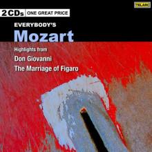 MOZART:Brani da Don Giovanni/Nozze di F.