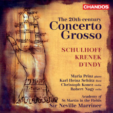 AA.VV.: The 20th Century Concerto Grosso