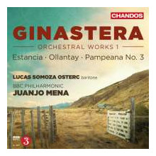 Ginastera: Orchestral Works - Vol.1