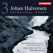 Halvorsen: Opere Orchestrali Vol.3