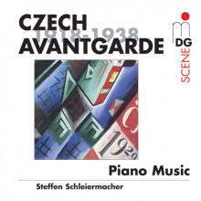 HAAS - JANACEK - SCHULHOFF: Czech Av