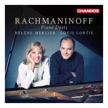 Rachmaninov: Musica Per Piano A 4 Mani
