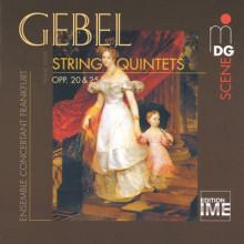 GEBEL: String Quintets