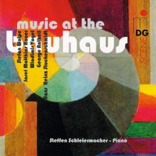 HAUER - WOLPE - ANTHEIL:Music at the Bauhaus