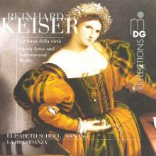KEISER:Opera Arias and Instrumental Work