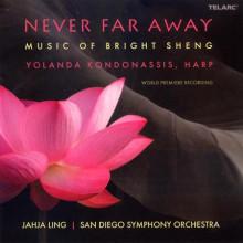 SHENG BRIGHT:Musica per arpa e orchestra