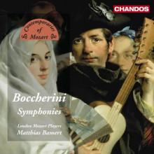 BOCCHERINI: Sinfonie NN. 3 - 8 & 21
