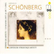 SCHOENBERG: String Quartets Op. 7 & 1897