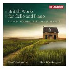 AA.VV.:Opere inglesi cello e piano - Vol.4