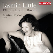 Lekeu - Ravel - Faure: Opere X Violino E Pf