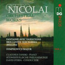 NICOLAI OTTO: Symphony - Fantasie Op. 25