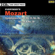 MOZART: Sinfonie NN.32 - 35 - 36 - 38 - 39