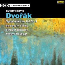 DVORAK: Sinfonie NN.8 & 9 e altre opere