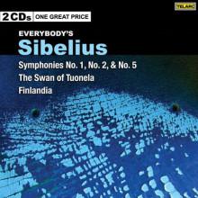 SIBELIUS: Sinfonie NN.1 - 2 - 5 - Finlandia