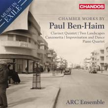BEN - HAIM PAUL: Musica da camera