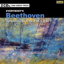 BEETHOVEN: Sinfonie NN.1 - 2 - 5 - 7