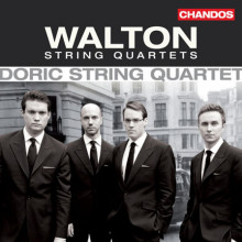 WALTON: Quartetti per archi