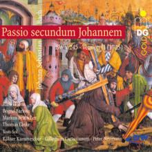 BACH: St. John Passion (Version 2)