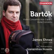 Bartok: Concerti Per Violino Nn.1 & 2