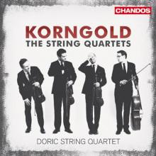 Korngold: Quartetti Per Archi Nn.1 - 2 & 3