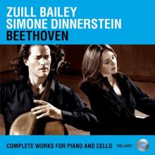 BEETHOVEN:Sonate per violoncello e piano