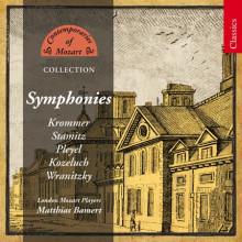 AA.VV.:Sinfonie di contemporanei Mozart