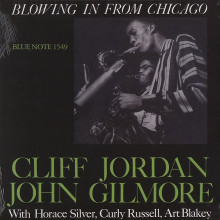 C.jordan & J.gilmore: Blowing In From...