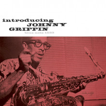 JOHNNY GRIFFIN: Introducing J. Griffin