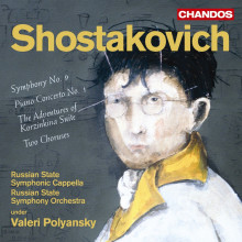SHOSTAKOVICH: Sinfonia N.9