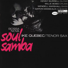 IKE QUEBEC: Soul Samba Bossa Nova