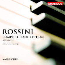 Rossini: Musica Per Piano Vol.3