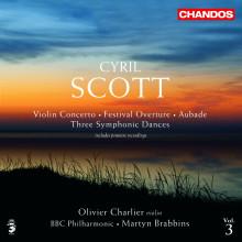 Scott: Concerto Per Violino - Festival Ov