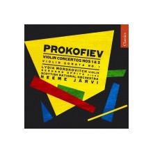Prokofiev: Concerti Per Violino Nn.1 & 2