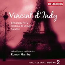 D'INDY: Sinfonia N. 2 - Karadec Suite