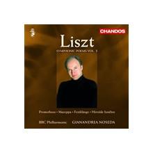 LISZT: Poemi Sinfonici Vol.3