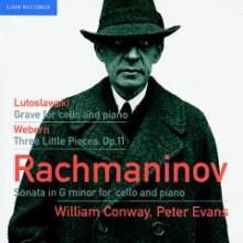 RACHMANINOV: Sonate per cello e piano