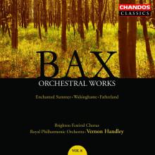Bax: Opere Orchestrali
