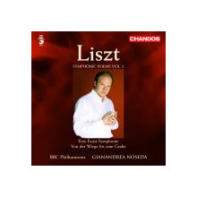 LISZT: Poemi Sinfonici Vol.2