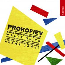 PROKOFIEV: The Buffoon - waltz suite