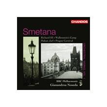 Smetana: Opere Orchestrali