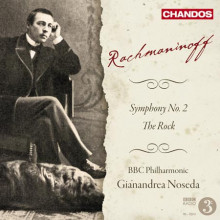 RACHMANINOV: Sinfonia N.2 - The Rock - Op.7